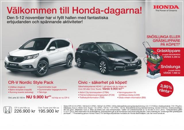 CR-V-Honda-dagarna