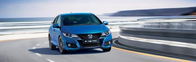 Honda Civic 5d. Pris från 174.900. Prestanda och effektivitet i perfekt harmoni.