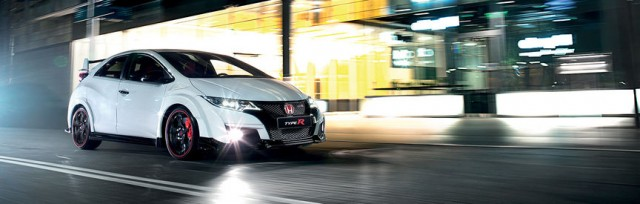 Honda Civic Type R. Pris från 327.900. Passion möter precision.