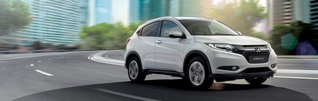 Honda HR-V. Pris från 194.500:- HR-V är briljant utformad för att anpassa sig till dig.
