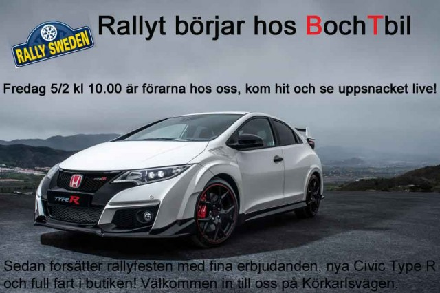 Rallysweden2016